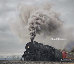 Santa Fe steam helping hand in Raton Pass in O Scale (Coloradorailphotographer) Tags: railroad railway train miniaturephotography miniature 148scale 14scale steamlocomotive steamengine steamtrains santaferailway santaferailroad atchisontopekaandsantafe atsf ogauge oscale modelrailroad