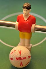 Bar footballer - Macro Monday (katy1279) Tags: macromondays gamesorgamepieces barfootball football sunderland beautifulgame