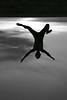 Liberté (alestaleiro) Tags: fly free freedom libertad liberdade jump salto vuelo flight hombre yo autorretrato selfportrait bw bn pb monochrome monocromo silouhette silueta openarms jeri deserto jericoacoara felicidad happyness alestaleiro