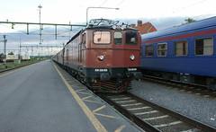 Ma 828, Kiruna 2008-07-08 (Michael Erhardsson) Tags: kiruna malmbanan 2008 kra station ma 828 kalmat veterantåg tågresa