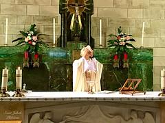 76 - Szentmise Lázár templomában - Betánia / Svätá omša v Kostole sv. Lazara - Betánia