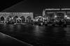 L'WZAAR (B&W) (Mohammed Qamheya) Tags: doha qatar katara theculturalvillage nikon d500 tokina longexposure wideangle night lwzaar seefood market restaurant الدوحة قطر كتارا لوزار