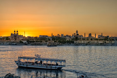 Luxor (Porschista) Tags: luxor egipte ocaso puestadesol rio nilo
