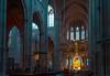 Votivkirche interior (Rob Hurson) Tags: votivkirche wien vienna austria osterreich church citycentre windows stainedglass neogothic ringstrasse pentax pentaxk30 sigma1835f18 sigma1835mmf18 franzjosef failedassassinationattempt 1879 ringstrase light