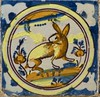 poser des lapins (2) (canecrabe) Tags: conejo rabbit lapin carreau faïence talavera décor alcazar séville andalousie