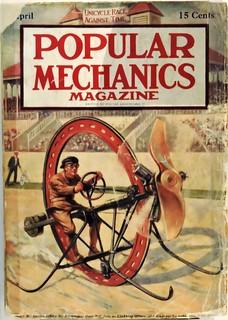 Popular Mechanics Magazine from 1914