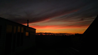 Sunset at Oldeouer, Fryslân - The Netherlands  (222457412)