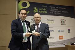"""El director de COMSA Industrial, Pablo Maset, reconocido como mejor directivo en el sector de Constructoras e Ingenierías por los Premios enerTIC 2017 • <a style=""""font-size:0.8em;"""" href=""""http://www.flickr.com/photos/69167211@N03/38167505315/"""" target=""""_blank"""">View on Flickr</a>"""