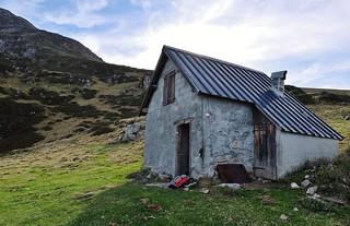 Balade Vallée de Bethmale, Couserans, Cabane du Col d' Eliet