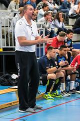 HSG Neuss- Düsseldorf II - TV Jahn Köln-Wahn-18 (marcelfromme) Tags: handball team teamsport indoor sport sportphotography nikon nikond500 sigma sigmaart sigma50100 cologne cgn köln düsseldorf