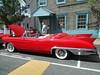 1957 Cadillac Eldorado Biarritz (splattergraphics) Tags: 1957 cadillac eldorado biarritz convertible carshow chesapeakecitylionsclub chesapeakecitymd