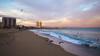 Barcelona (aaamsss) Tags: barcelona catalonia sunset mare sea beach barceloneta aaamsss seaside seascape seaschore city