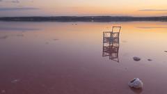 Salinas de Torrevieja. Alicante (:) vicky) Tags: salinas torrevieja alicante comunidadvalenciana spain sal sunset sunrise atardecer amanecer agua