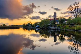Church @ Kinderdijk