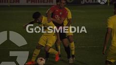 Villarreal C 1-1 CF La Nucía (11/11/2017), Jorge Sastriques