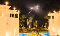 Lightning over Negril (ellyrussellphotography) Tags: lightning electricalstorm storm negril jamaica nightphotography ellyrussell
