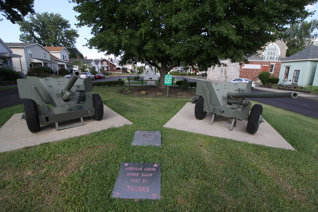 Veterans Memorial Plaza - New Albany, IN