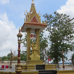 Cambodian-Vietnamese Friendship Monument, Stung Treng thumbnail
