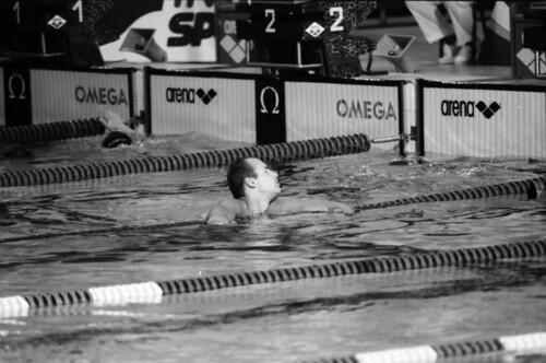 136 Swimming_EM_1987 Strasbourg