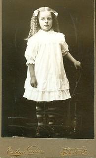 Hilma from Enånger