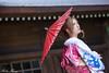DSC_1560 (Robin Huang 35) Tags: 陳郁晴 羽晴 min 桃園神社 神社 和服 日本和服 振袖 優花梨和服 人像 portrait lady girl nikon d810