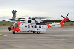 0268 AW101 (Ian Tate) Tags: newcastleinternationalairport ncl egnt 0268 agustawestlandaw101 royalnorwegianairforce