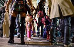 New York (nobudius_5192) Tags: spiderman homecoming shfiguarts bandai marvellegends marvel figure