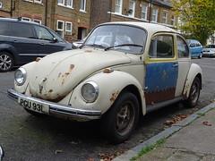 1973 Volkswagen Beetle 1303 (Neil's classics) Tags: vehicle 1973 volkswagen beetle vw