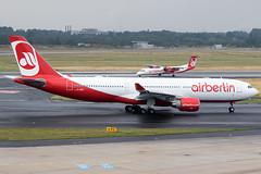 D-ABXF / Air Berlin / Airbus A330-223 (Charles Cunliffe) Tags: canon7dmkii aviation düsseldorfairport eddl dus airberlin ber ab airbusa330 a330200 dabxf