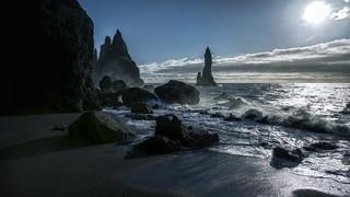 Reynisfjara Black-Sand Beach XIII