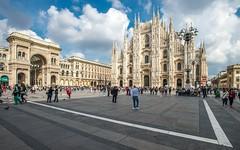 Milano (11) - Duomo (Vlado Ferenčić) Tags: churches castleschurches vladimirferencic italy vladoferencic milano duomodimilano lombardia citiestowns cities cityscape lombardy architecture nikond600 nikkor173528