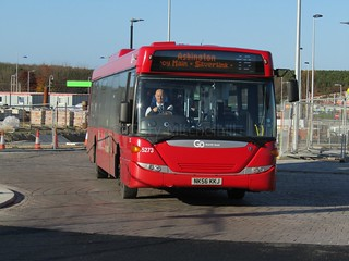 Go North East - 5273 - NK56KKJ - GoNorthEast20171306