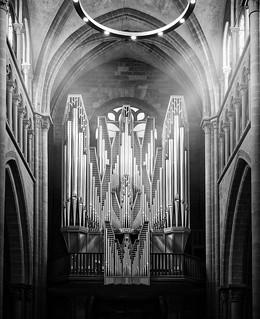 Órgano Catedral de San Jorge