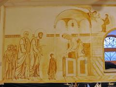 09. Роспись нижнего храма в Адамовке
