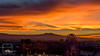 California Adventure Sunrise (fentonphotography) Tags: disney sunrise californiaadventure landscape orange ferriswheel amusementpark mickeysfunwheel