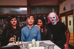 Les Roches Halloween party (Les Roches) Tags: halloween party costume university students scary switzerland lesroches internationalschool internationalstudents campus