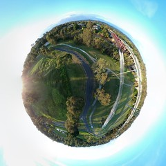 Little Planet Test (g0rsty) Tags: little planet djispark