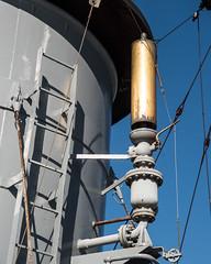 Whistle_101554 (gpferd) Tags: boat equipment libertyship ssjohnwbrown vehicle baltimore maryland unitedstates us