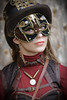 Whitby Goth Weekend, October 2017. (Gordon.A) Tags: whitby whitbygoths whitbygothweekend wgw wgw2017 goth gothic steampunk creative costume cosplay culture pretty lady people peoplewatching festival event eventphotography amateur portrait colourportrait pose naturallight naturallightportrait day daylight digital canon eos canoneos750d sigma sigma50100mmf18dc