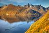 Pumpkin Pie Mountains (hapulcu) Tags: arctic husøy norge noruega norvege norvegia norway norwegen senja troms automne autumn autunno herbst høst toamna