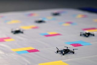 MagicLab Mini Drone Swarm