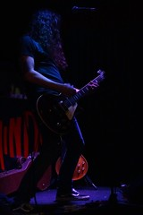 Lead Guitar (fotomie2009) Tags: theleeches leeches live music concert punk rock raindogs house savona concerto musica dalvivo guitar chitarra riccardo