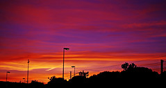 Mezcla de colores (portalealba) Tags: cambrils tarragona cataluña españa spain sunset sol atardecer cielo portalealba pentax pentaxk50 nwn nubes 1001nights 1001nightsmagiccity