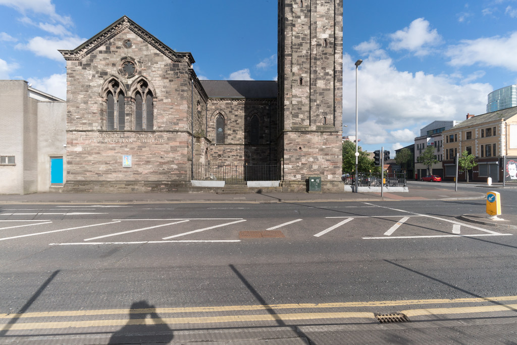SINCLAIR SEAMENS PRESBYTERIAN CHURCH [CORPORATION SQUARE BELFAST]-134135