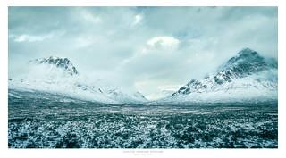 Icy Glen Coe