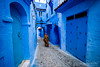 "Blue City II Chefchaouen - Morocco  ""人生過客匆匆,相機抓住每個剎那,與我擦肩而過的人和事"" (CK NG (choookia)) Tags: bluecity chefchaouen morocco sonya7rii sonyfe1635mmf4 lifeonthestreet"