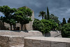 Granada_8305 (lucbarre) Tags: alhambra granada grenade spain spanish espagne andalousie bain maures maure bains palais lunmiére rayon rayons soleil sun jardin jardins garden gardens