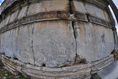Zeus Tapınağı (Efkan Sinan) Tags: zeustemple zeustapınağı aizanoi ancientcity antikkent romanemp temple templeofzeus kütahya türkiye türkei turchia tr turquie fisheye balıkgözü romadönemi