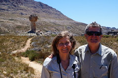 Molly and Barry at Maltese Cross - Cederberg (planetphoton) Tags: southafrica cederberg maltesecross