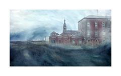 A venir ... Serie du 21 11 17, Berk Plage (basse def) Tags: architecture building hospital berk